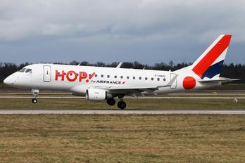 F-HBXC - Air France - Hop! Embraer ERJ-170 (170-100)