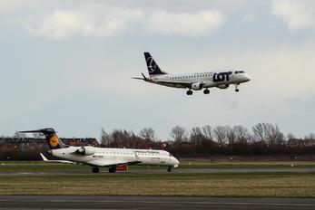 D-ACPR - Lufthansa Regional - CityLine Canadair CL-600 CRJ-701