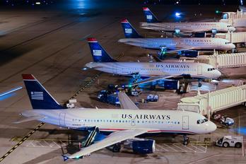 N769US - US Airways Airbus A319