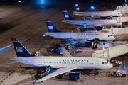 N769US - US Airways Airbus A319 aircraft
