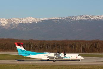 LX-LQA - Luxair de Havilland Canada DHC-8-400Q / Bombardier Q400