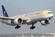 HZ-AK11 - Saudi Arabian Airlines Boeing 777-300ER aircraft