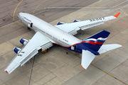 RA-96007 - Aeroflot Ilyushin Il-96 aircraft