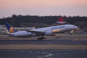 N216UA - United Airlines Boeing 777-200ER aircraft