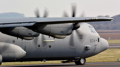 130604 - Canada - Air Force Lockheed CC-130J Hercules