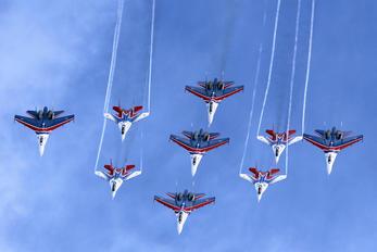 "11 - Russia - Air Force ""Russian Knights"" Sukhoi Su-27"
