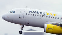 EC-LQL - Vueling Airlines Airbus A320 aircraft