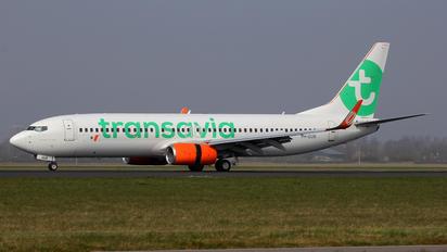 PH-GUB - Transavia Boeing 737-800