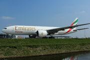 A6-EFF - Emirates Sky Cargo Boeing 777F aircraft