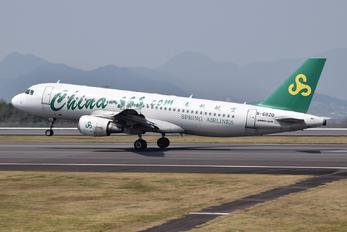 B6820 - Spring Airlines Airbus A320