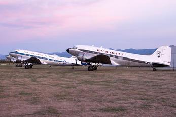 ZK-JGB - Airscapade Affairs Douglas DC-3