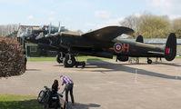NX611 - Royal Air Force Avro 683 Lancaster VII aircraft