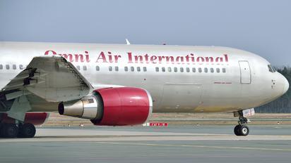 N387AX - Omni Air International Boeing 767-300ER