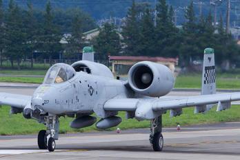 80-0217 - USA - Air Force Fairchild A-10 Thunderbolt II (all models)