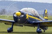 G-ODIN - Private Mudry CAP 10B aircraft