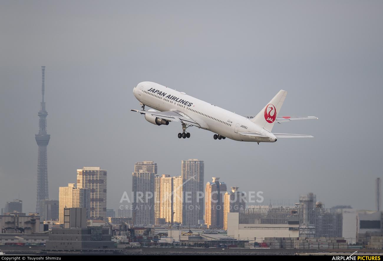 JAL - Japan Airlines JA658J aircraft at Tokyo - Haneda Intl