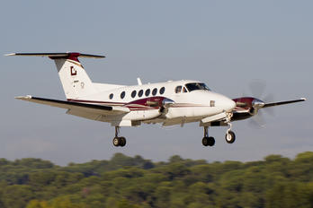 M-EGGA - Private Beechcraft 200 King Air