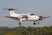 M-EGGA - Private Beechcraft 200 King Air aircraft
