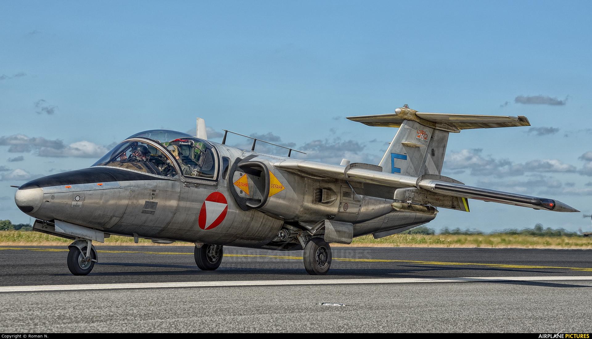 Austria - Air Force 1135 aircraft at Schleswig-Jagel