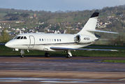 N37EA - Private Dassault Falcon 2000 DX, EX aircraft