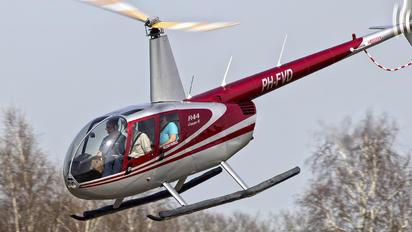 PH-FVD - Private Robinson R44 Clipper