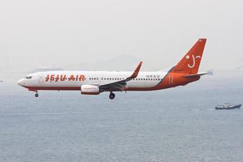HL-8287 - Jeju Air Boeing 737-800