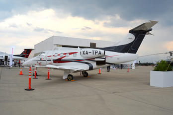 XA-TPA - Private Embraer EMB-500 Phenom 100
