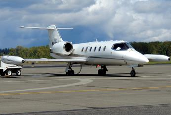 N882SC - Private Learjet 35