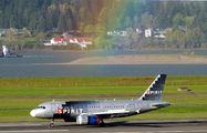 N516NK - Spirit Airlines Airbus A319 aircraft
