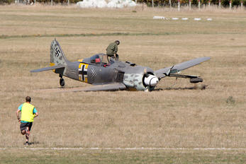 ZK-RFR - Private Flug Werk Fw 190-A8/N