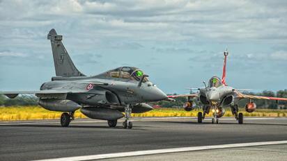 341 - France - Air Force Dassault Rafale B