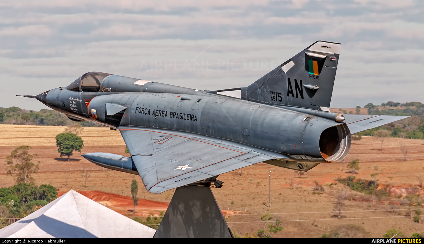 Brazil - Air Force 4915 aircraft at Anápolis AFB