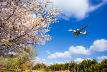 JA823A - ANA - All Nippon Airways Boeing 787-8 Dreamliner