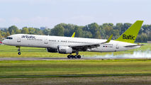 YL-BDB - Air Baltic Boeing 757-200 aircraft