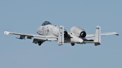 81-0960 - USA - Air Force Fairchild A-10 Thunderbolt II (all models)