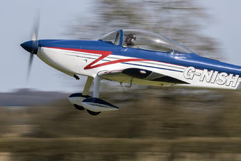 G-NISH - Private Vans RV-8