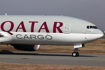A7-BFG - Qatar Airways Cargo Boeing 777-200F