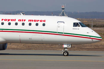 CN-RGR - Royal Air Maroc Embraer ERJ-190 (190-100)