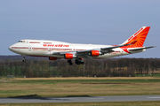 VT-EVB - Air India Boeing 747-400 aircraft