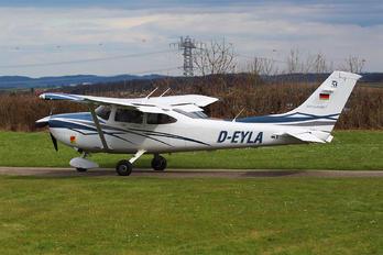 D-EYLA - Private Cessna 182 Skylane (all models except RG)