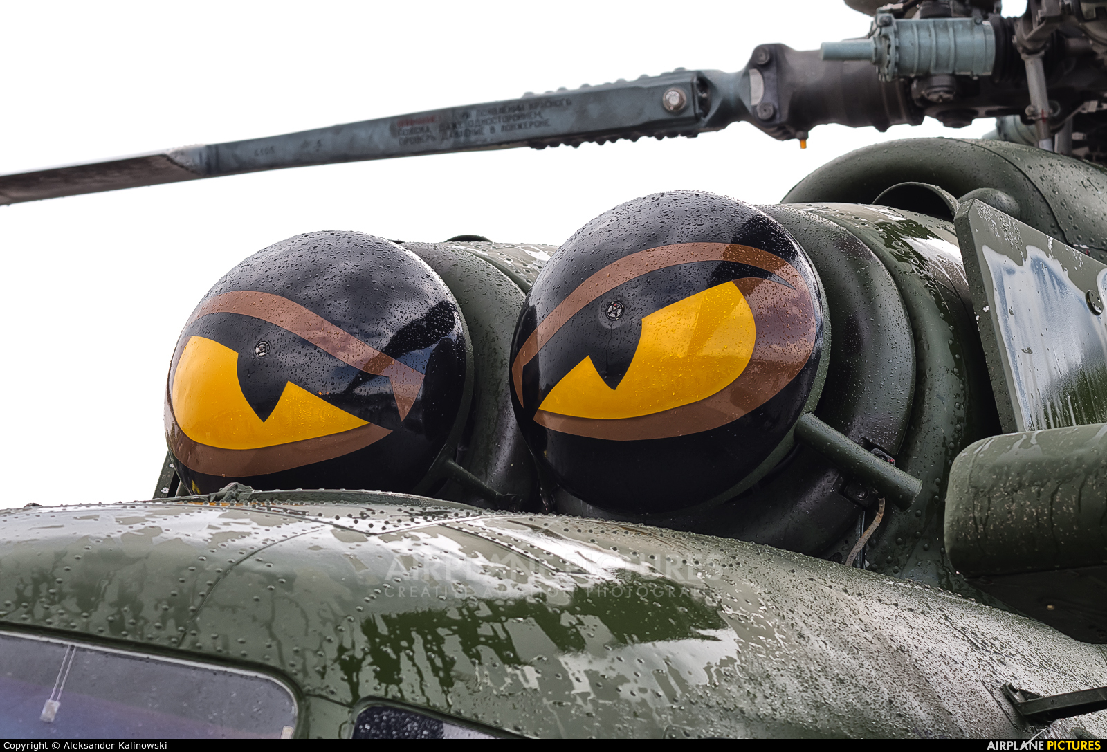 Poland - Army 6105 aircraft at Mińsk Mazowiecki