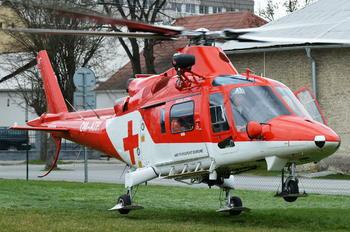 OM-ATP - Air Transport Europe Agusta / Agusta-Bell A 109