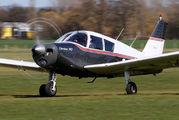 G-AXSZ - Private Piper PA-28 Cherokee aircraft