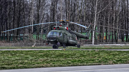 627 - Poland - Air Force Mil Mi-8S