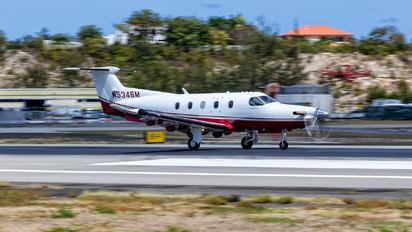 N5346M - Private Pilatus PC-12