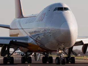 N902AR - Centurion Air Cargo Boeing 747-400F, ERF