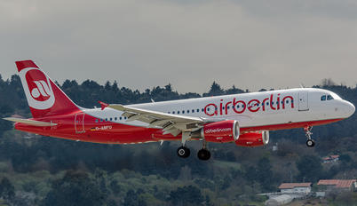 D-ABFU - Air Berlin Airbus A320