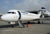 EP-IDF - Iran Air Fokker 100 aircraft