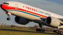 B-2078 - China Cargo Boeing 777F aircraft
