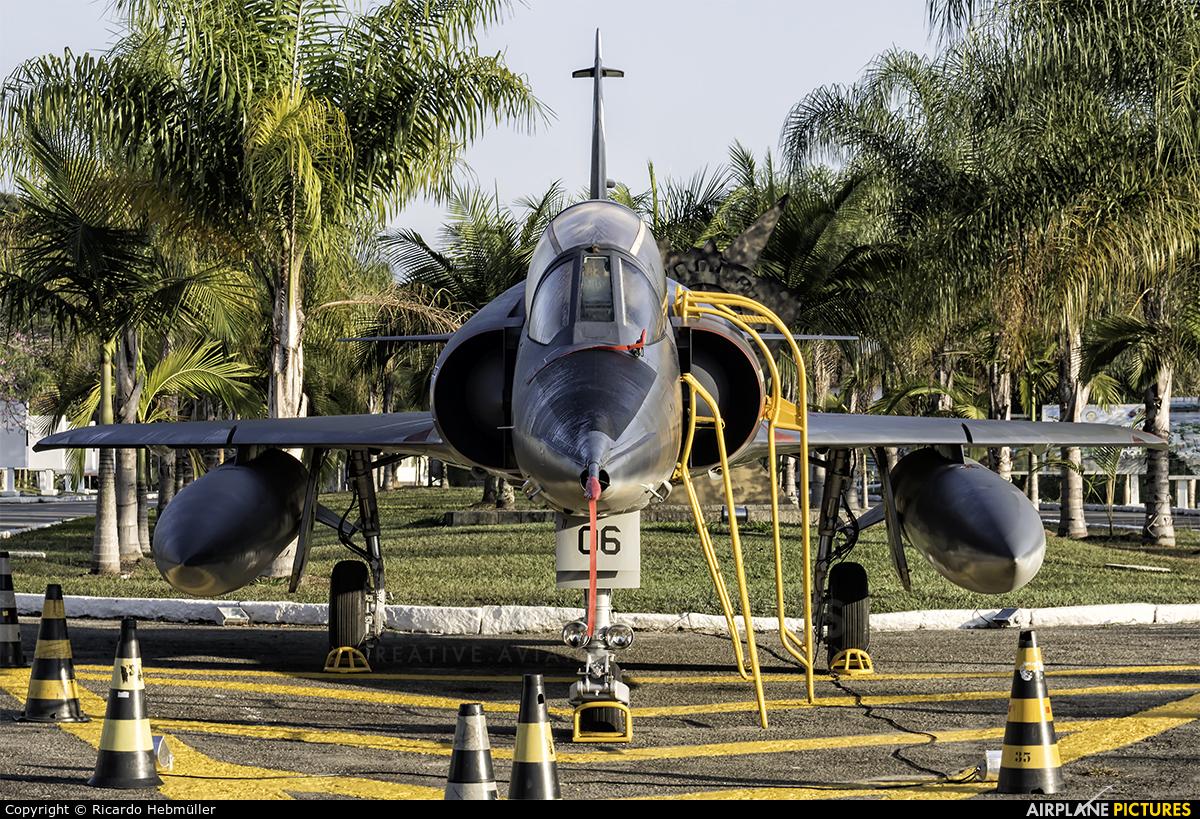 Brazil - Air Force 4906 aircraft at Guaratingueta